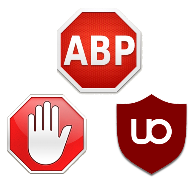 Adblock, Adblock Plus uBlock Origin